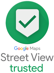 Google Street View Trusted Badge