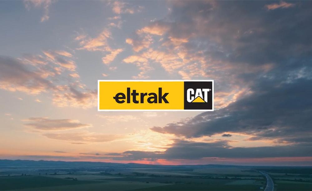 Заснемане с дрон за корпоративно видео на CAT